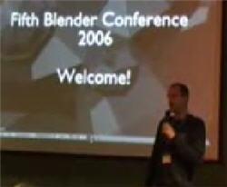 Blender Conference 2006
