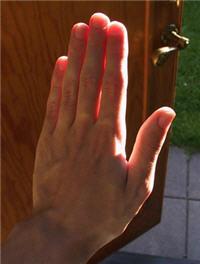 SSS na mão