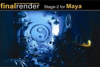 Maya e Final Render