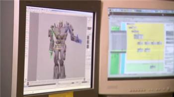 Transformers Game Blur Studio