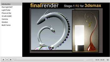 Final Render e 3ds Max