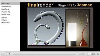 Final Render e 3ds Max