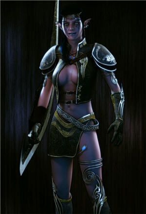 Kehel Warrior