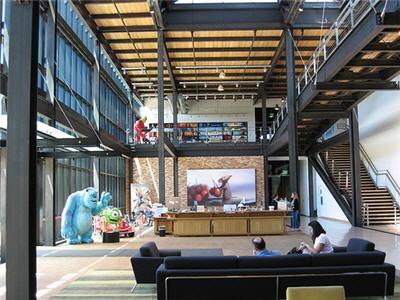 Pixar HQ