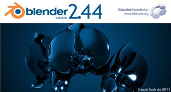 Blender 2.45 RC1 DEF13