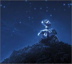 Pixar Wall-E