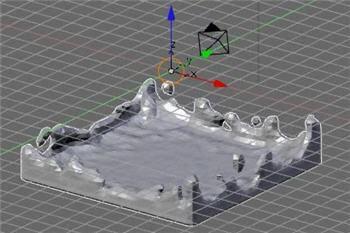 Fluidos em computação gráfica - Blender