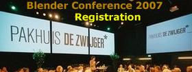 Blender Conference 2007
