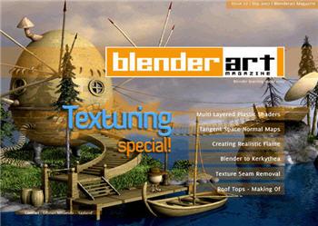 Revista BlenderArt 12