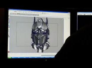 DVD Transformers - Extras e documentários