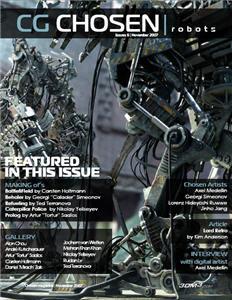 CG Chosen 6: Revista gratuito sobre computação gráfica