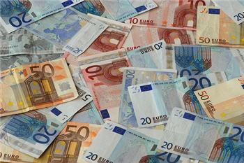 Dinheiro - Euros