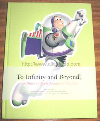 Livro Pixar
