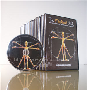 Blender 3D - DVD Mancandy