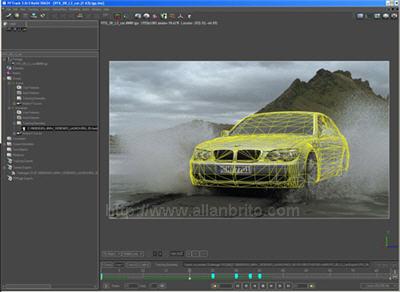 Composição e efeitos para vídeo