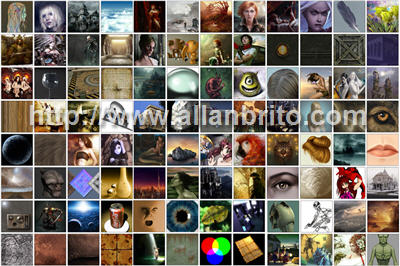 100 tutoriais gratuitos de Photoshop: Ilustração, pintura e fotografia