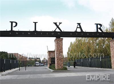 Fachada da Pixar