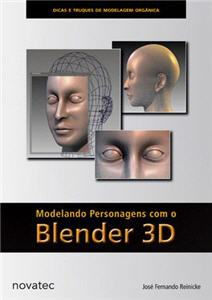 Blender 3D - Modelagem Personagens