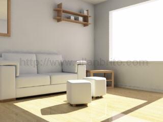 Blender 3D e YafRay 03