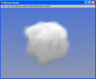 Cloud Generator - Exemplo