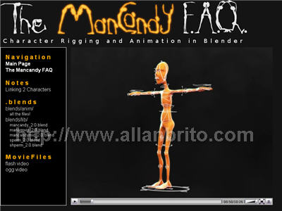 The Mancandy FAQ