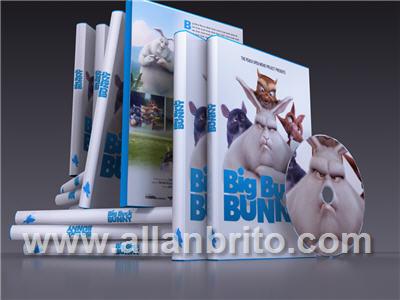 Big Buck Bunny DVD