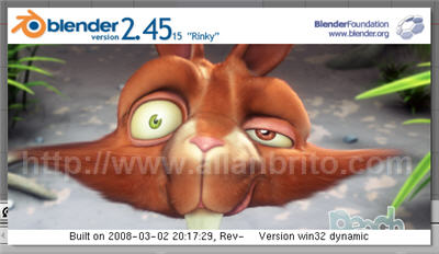 Blender 2.46 test2