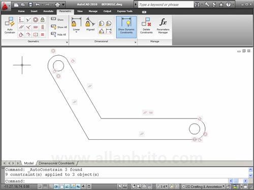 autodesk-autocad-2010-constraints