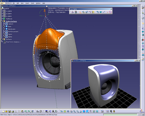 modelagem-produto-CATIA-3d