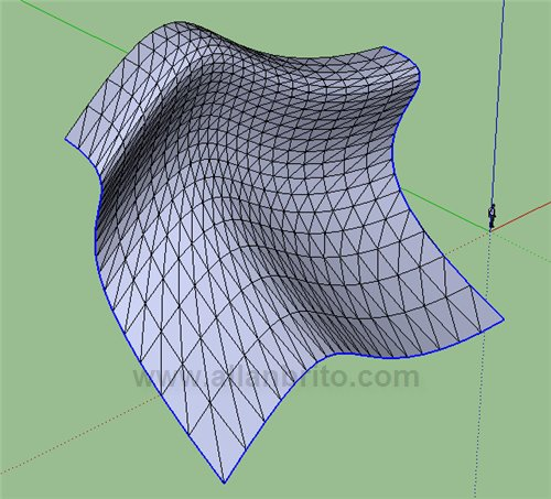 tutorial-sketchup-extrude-estruturas-organicas-3d-3
