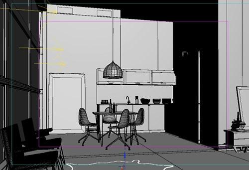 Visualização para arquitetura com 3dsmax e V-Ray