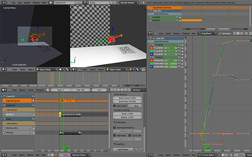 Curso de animação 3D com Blender - Aula 09