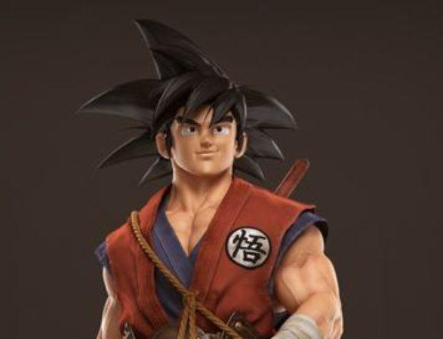 Escultura com ZBrush: Personagens de Dragon Ball Z
