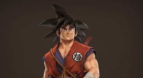 Escultura com ZBrush: Personagens de Dragon Ball Z