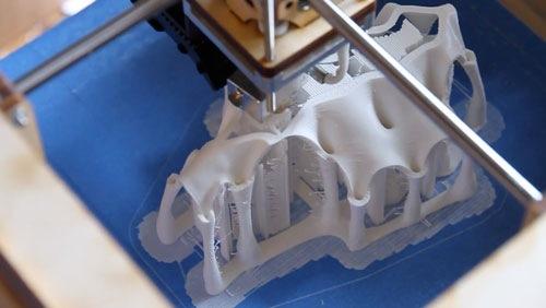 Impressão 3D para arquitetura com Blender