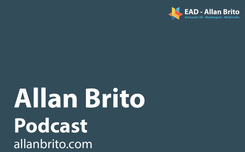 Allan Brito Podcast 001: Novos layouts, Blender 2.68, Creative Cloud e SketchUp 2013