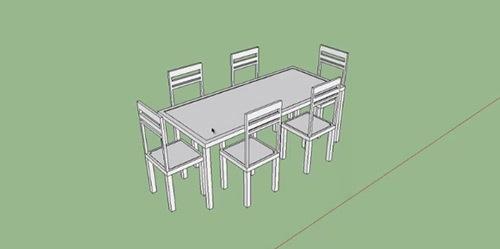 Tutorial de modelagem com SketchUp