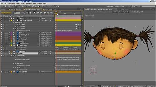 Animação de personagens no After Effects