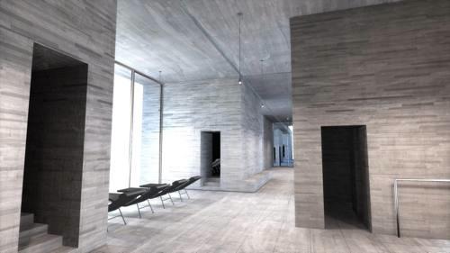 Visualização interativa para arquitetura com Blender