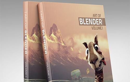 Arte digital: The Art of Blender – Volume I