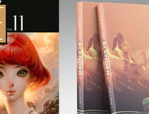 Sorteio de livros sobre arte digital no EAD – Allan Brito
