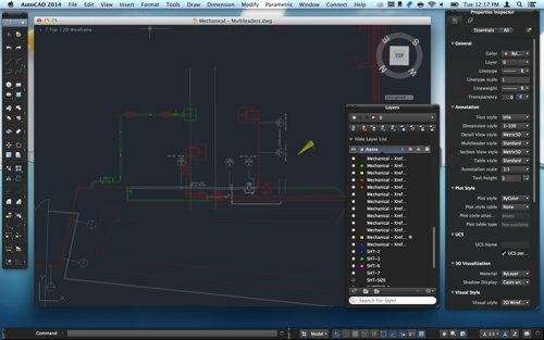 AutoCAD para Mac 2014: Análise e download