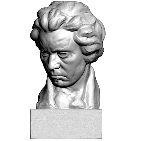 Download gratuito de esculturas digitais
