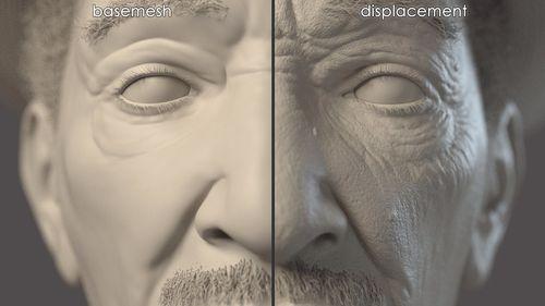 Guia sobre uso de mapas de displacement em modelagem 3d