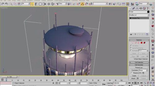 Renderização para textura no 3dsmax e V-Ray