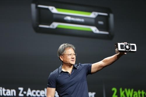 NVIDIA anuncia GeForce GTX Titan Z