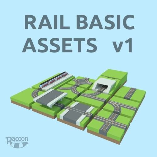 Download gratuito de tilesets para ferrovias no Blender