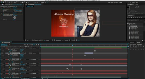 Curso sobre animação para vídeo com After Effects