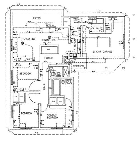 Biblioteca gratuita de blocos em DWG para arquitetura