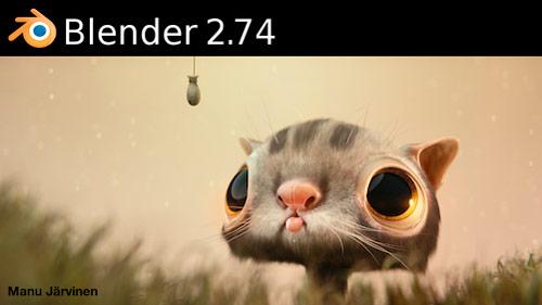 Blender 2.74 disponível para download
